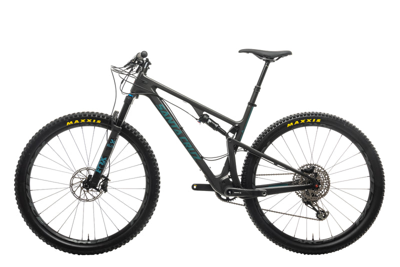 Santa Cruz Blur CC X01 TR Mountain Bike - 2020, Large non-drive side