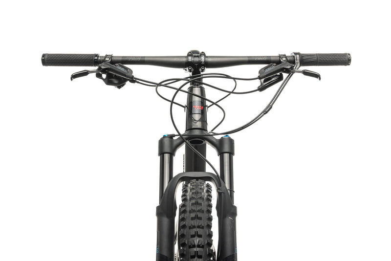 Santa Cruz Blur CC X01 TR Mountain Bike - 2020, Large crank
