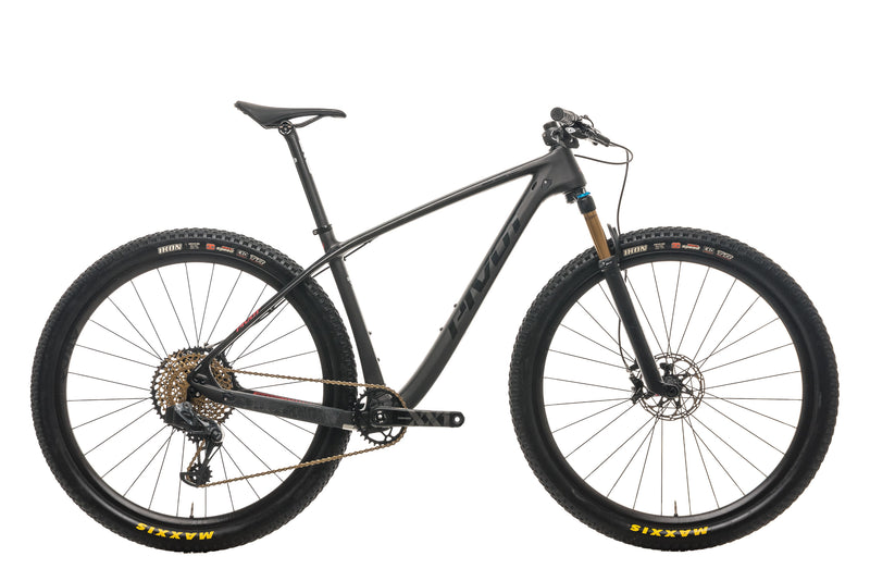 Pivot Cycles Les V2 Mountain Bike - 2019, Medium drive side