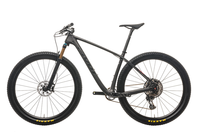 Pivot Cycles Les V2 Mountain Bike - 2019, Medium non-drive side