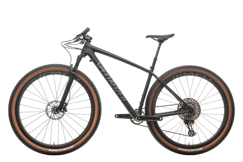 Specialized Epic Hardtail Expert Mountain Bike - 2019, Medium non-drive side