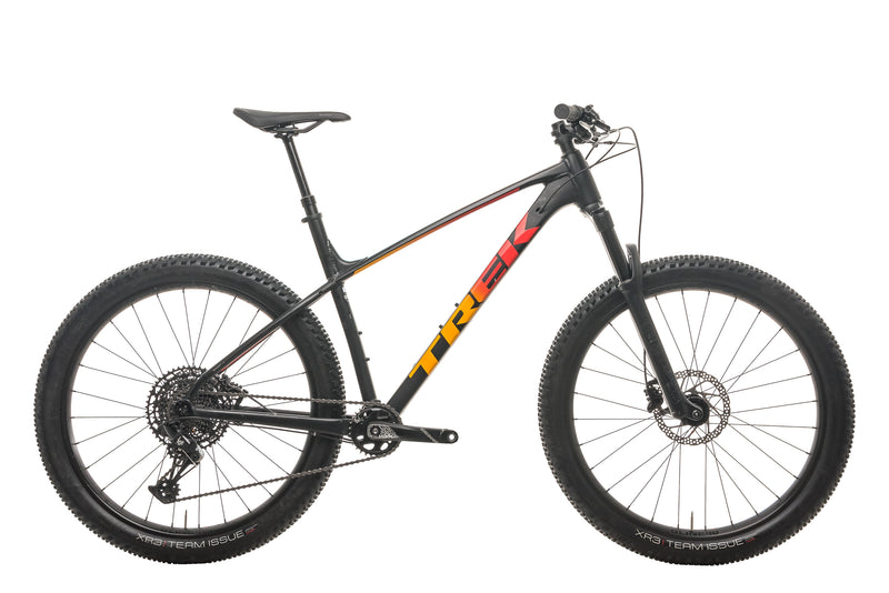 Trek Roscoe 8 Mountain Bike - 2020, X-Large drive side