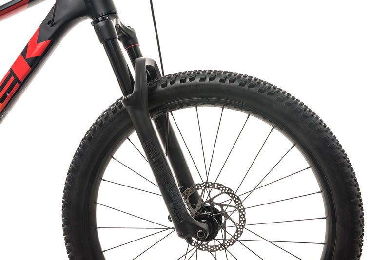 Trek Roscoe 8 Mountain Bike - 2020, X-Large front wheel