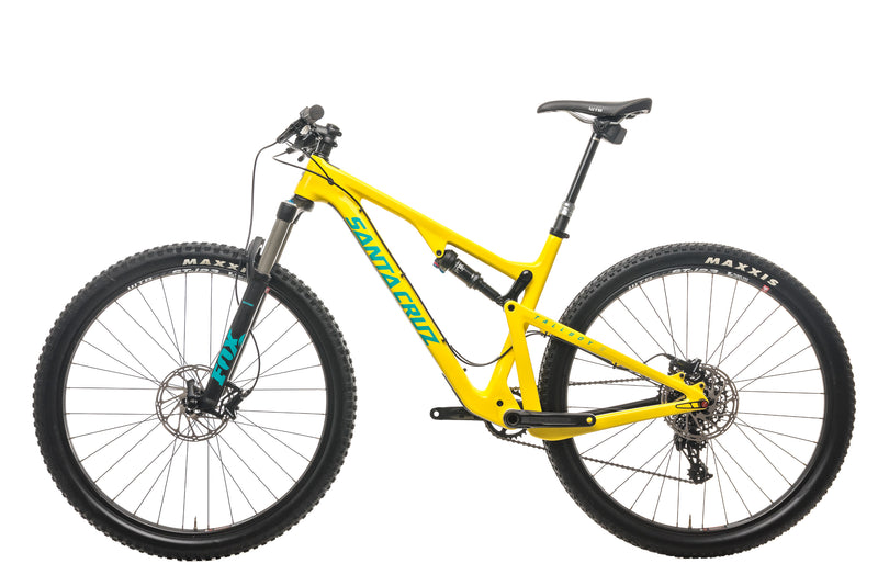 Santa Cruz Tallboy C Mountain Bike - 2017, Large non-drive side