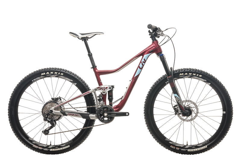 Liv Pique 3 Womens Mountain Bike - 2018, Small drive side