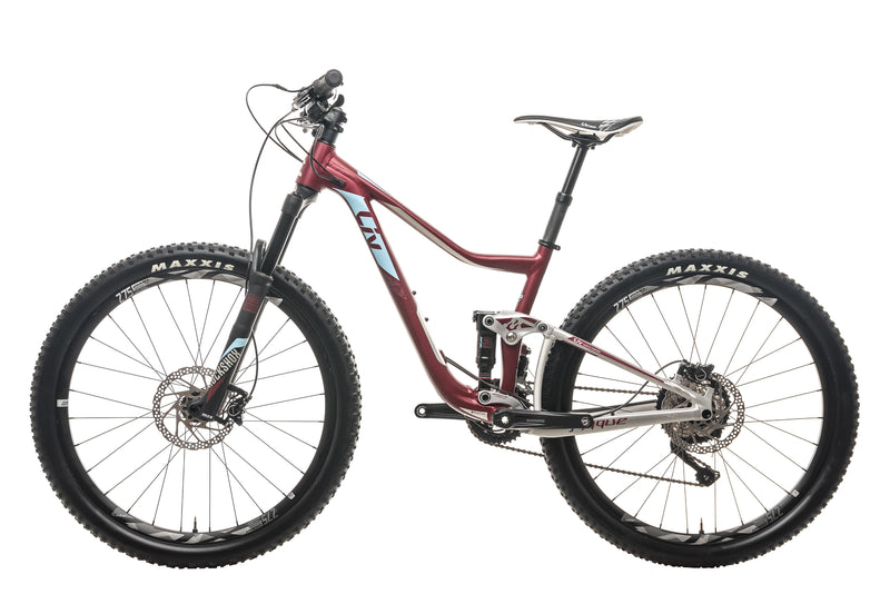 Liv Pique 3 Womens Mountain Bike - 2018, Small non-drive side