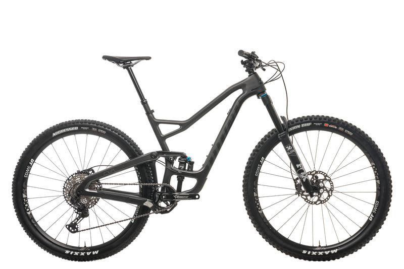 Niner RIP 9 RDO 29 4-Star Mountain Bike - 2020, Large drive side
