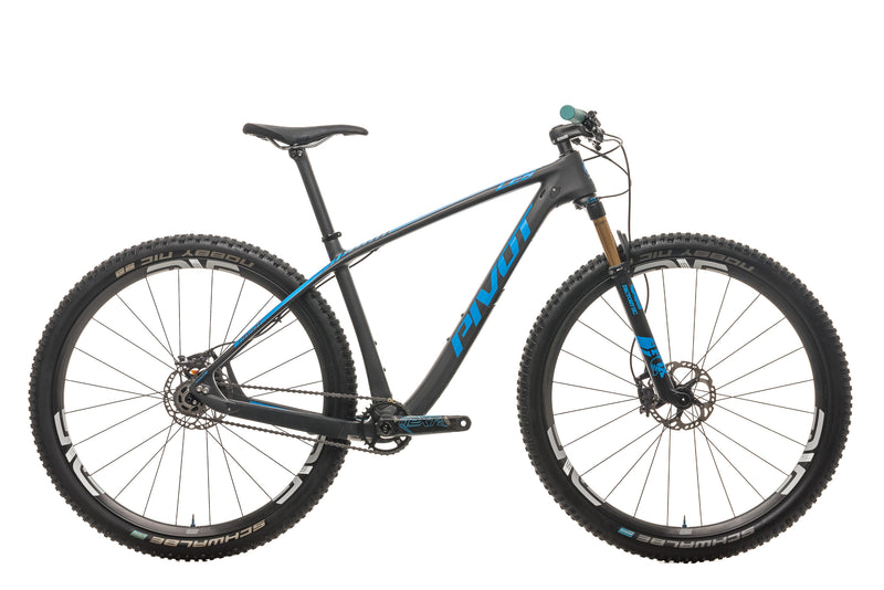 Pivot LES Singlespeed Pro Mountain Bike - 2020, Medium drive side