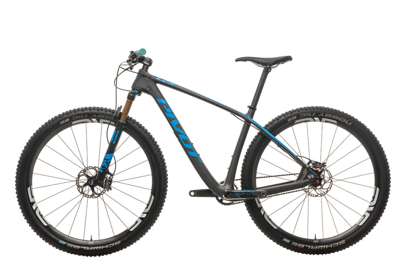 Pivot LES Singlespeed Pro Mountain Bike - 2020, Medium non-drive side