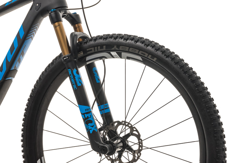 Pivot LES Singlespeed Pro Mountain Bike - 2020, Medium front wheel