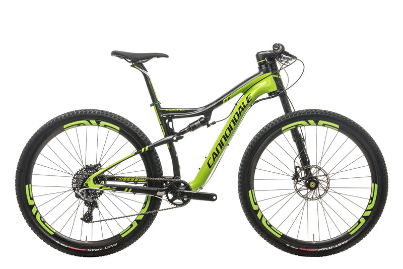 Cannondale Scalpel 29 Carbon Team Mountain Bike - 2015, Medium drive side