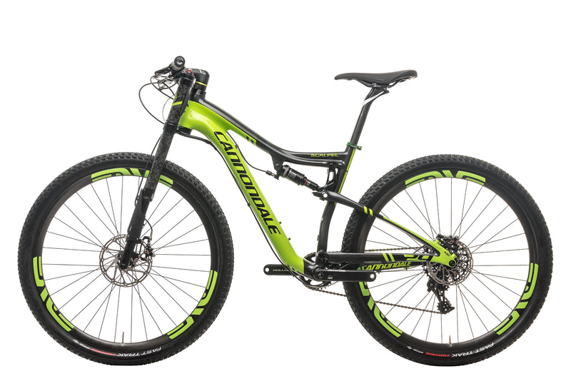 Cannondale Scalpel 29 Carbon Team Mountain Bike - 2015, Medium non-drive side