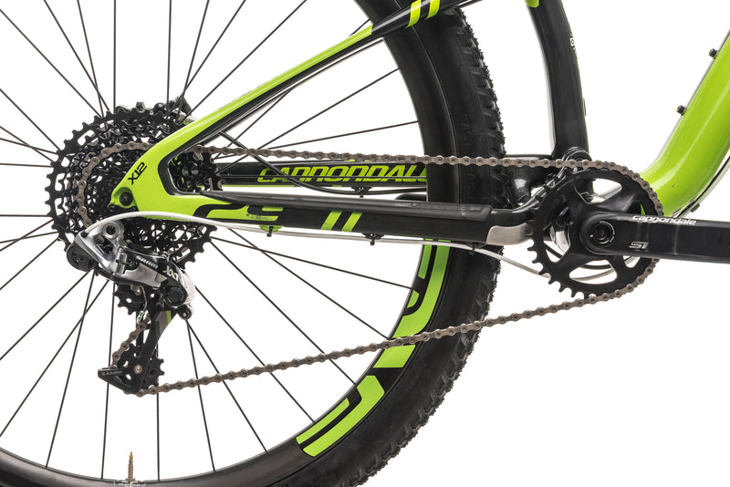Cannondale Scalpel 29 Carbon Team Mountain Bike - 2015, Medium drivetrain