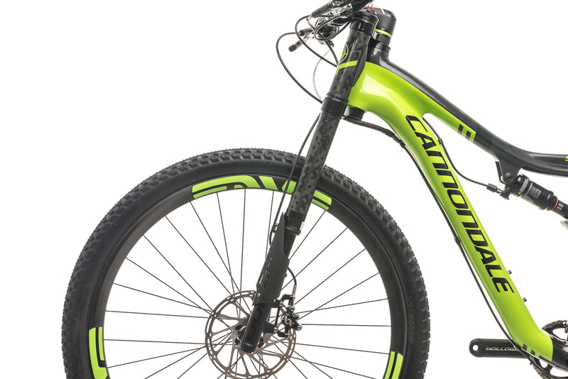 Cannondale Scalpel 29 Carbon Team Mountain Bike - 2015, Medium cockpit