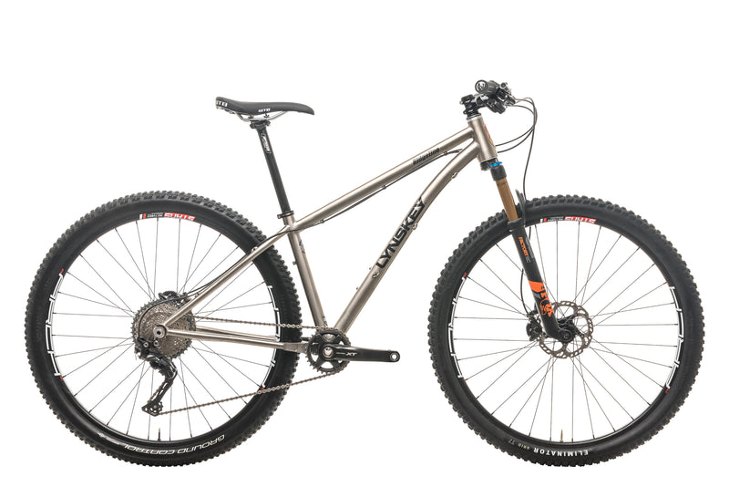 Lynskey Performance Ridgeline 29 Mountain Bike - 2019, Small drive side