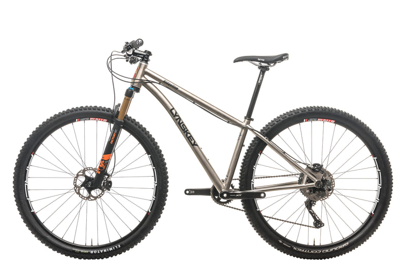 Lynskey Performance Ridgeline 29 Mountain Bike - 2019, Small non-drive side