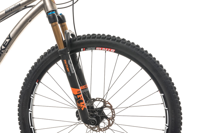 Lynskey Performance Ridgeline 29 Mountain Bike - 2019, Small front wheel