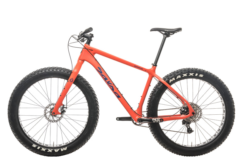 Salsa Beargrease Carbon NX1 Fat Bike - 2018, Large non-drive side