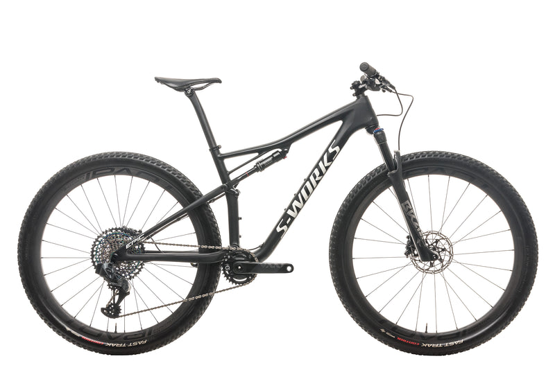 Specialized S-works Epic AXS Mountain Bike - 2020, Medium drive side