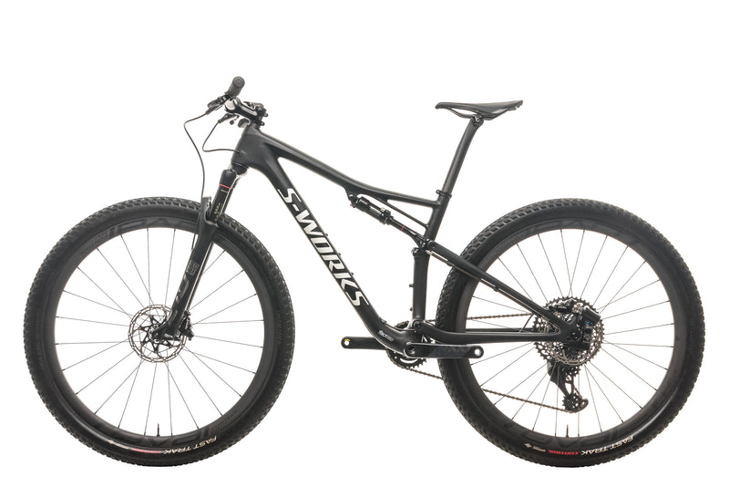 Specialized S-works Epic AXS Mountain Bike - 2020, Medium non-drive side