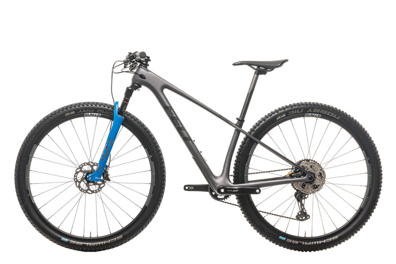 Felt Doctrine Advanced XT Mountain Bike - 2020, X-Small non-drive side