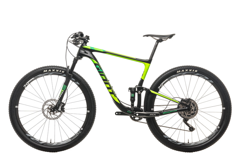 Giant Anthem Advanced 29 1 Mountain Bike - 2018, Large non-drive side