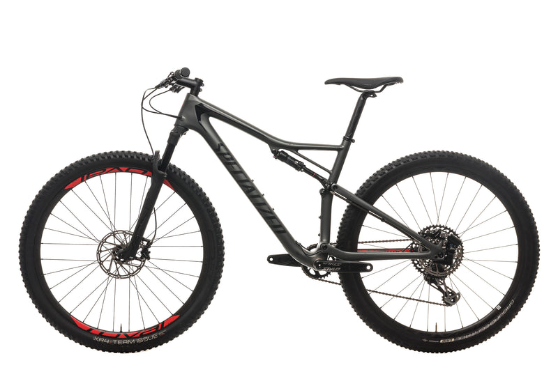 Specialized Epic Expert Mens Mountain Bike - 2018, Large non-drive side