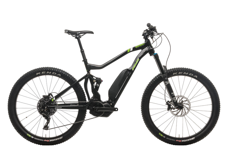 KHS Sixfifty 6555+ Mountain E-Bike - 2019, Large drive side