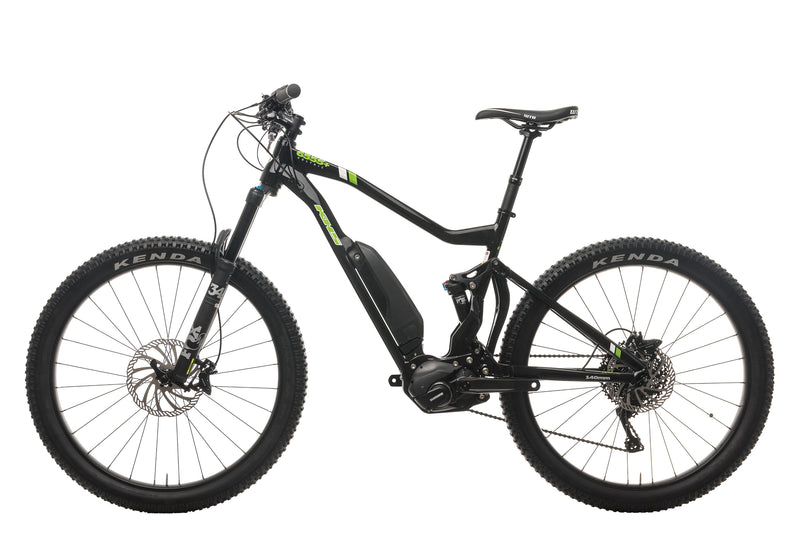 KHS Sixfifty 6555+ Mountain E-Bike - 2019, Large non-drive side