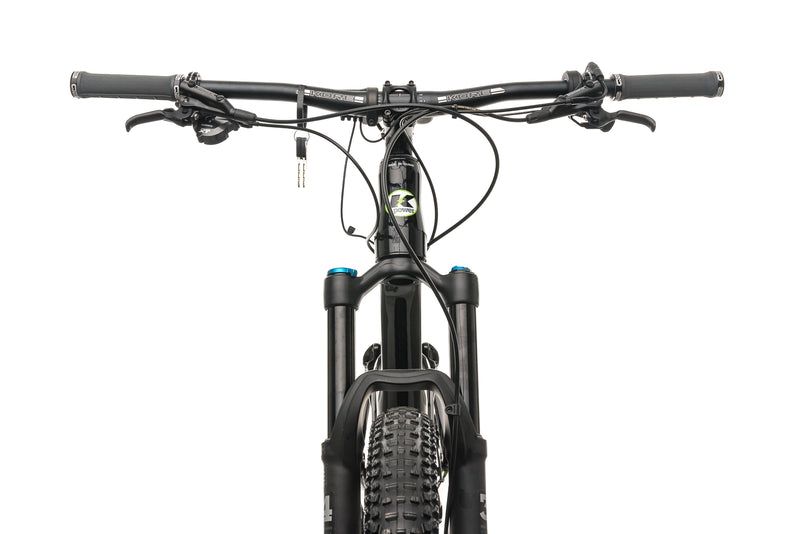 KHS Sixfifty 6555+ Mountain E-Bike - 2019, Large crank
