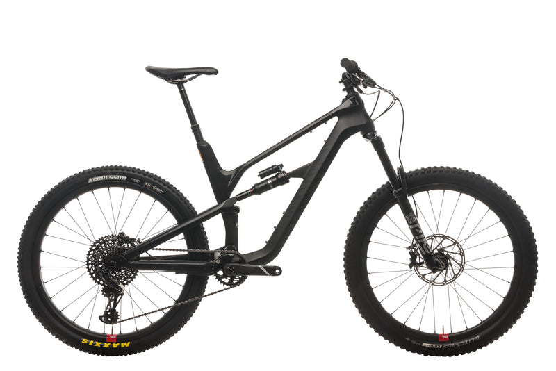 Canyon Spectral CF 9.0 Mountain Bike - 2020, Large drive side