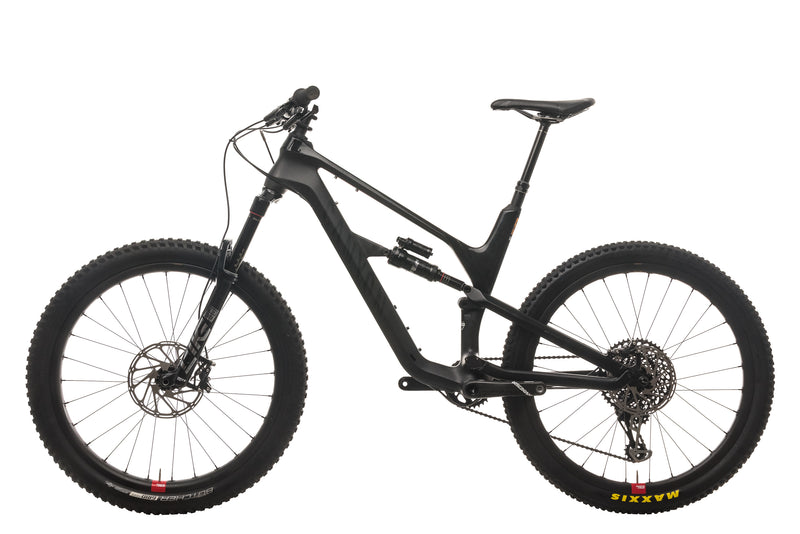 Canyon Spectral CF 9.0 Mountain Bike - 2020, Large non-drive side