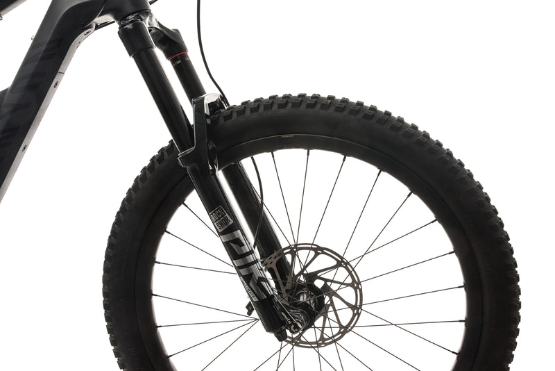Canyon Spectral CF 9.0 Mountain Bike - 2020, Large cockpit