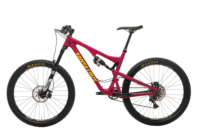 Santa Cruz Bronson C S Mountain Bike - 2016, Large non-drive side
