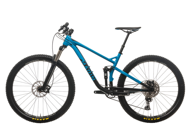 Marin Rift Zone 1 Mountain Bike - 2019, Large non-drive side