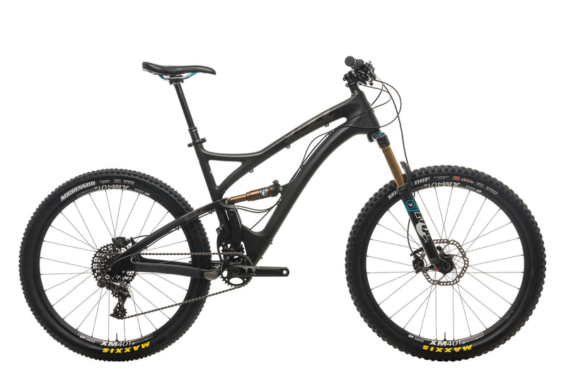 Yeti SB5 X01 Mountain Bike - 2015, Large drive side