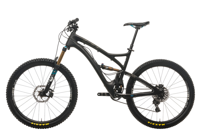 Yeti SB5 X01 Mountain Bike - 2015, Large non-drive side