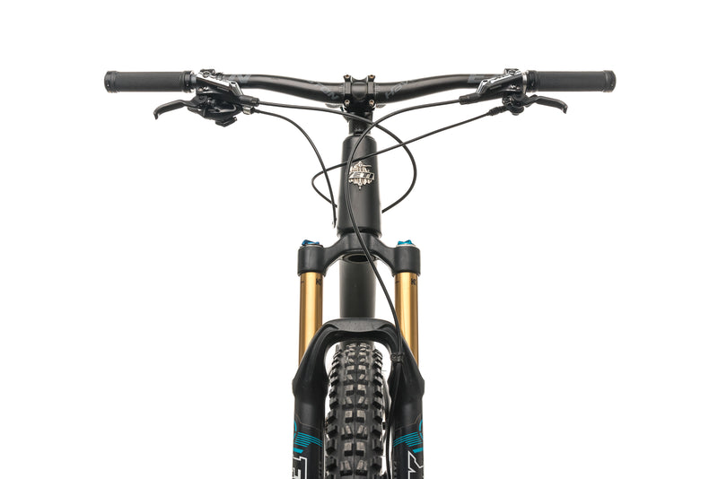 Yeti SB5 X01 Mountain Bike - 2015, Large crank
