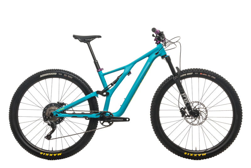 Specialized Stumpjumper Comp ST Comp Alloy 29 Mens Mountain Bike - 2019, Medium drive side