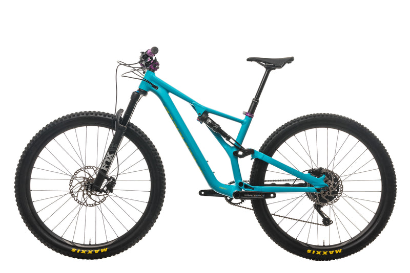Specialized Stumpjumper Comp ST Comp Alloy 29 Mens Mountain Bike - 2019, Medium non-drive side