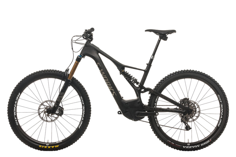 Specialized S-Works Turbo Levo Mountain E-Bike - 2020, Large non-drive side