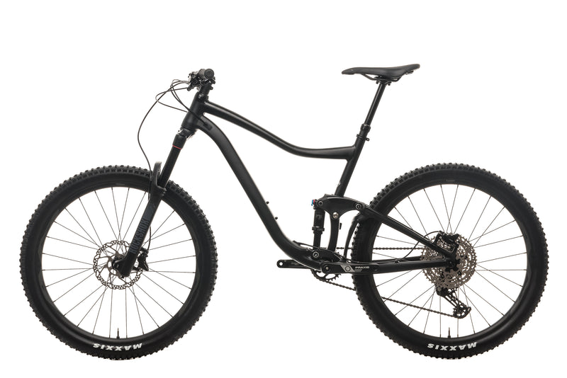 Giant Trance Mountain Bike - 2021, Large non-drive side