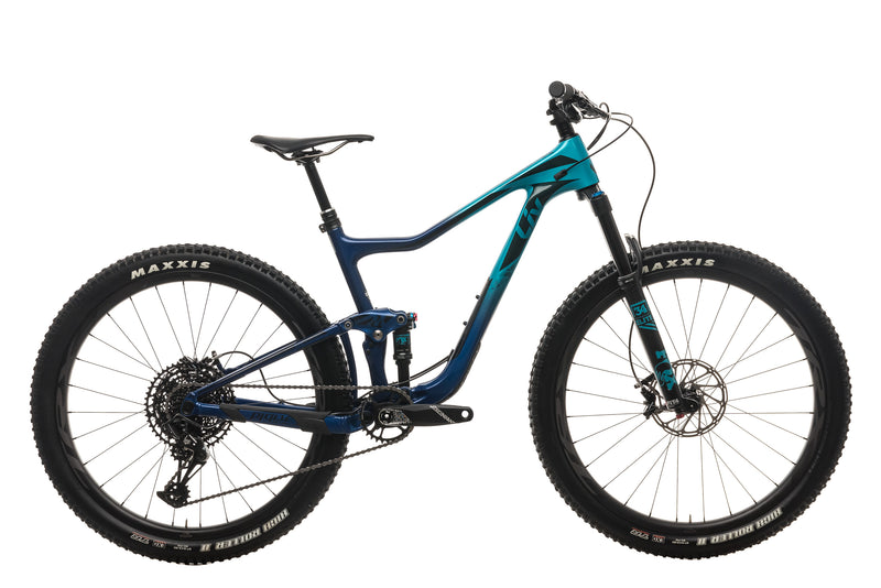 Liv Pique Advanced Womens Mountain Bike - 2019, Medium drive side