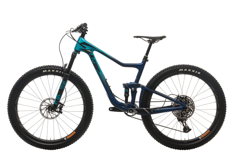Liv Pique Advanced Womens Mountain Bike - 2019, Medium non-drive side