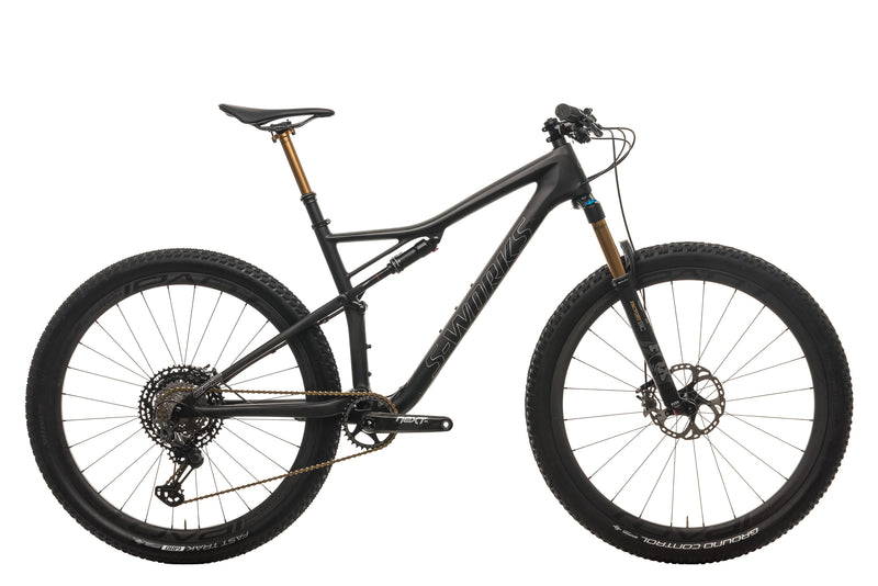 Specialized S-Works Epic EVO Mountain Bike - 2020, Large drive side