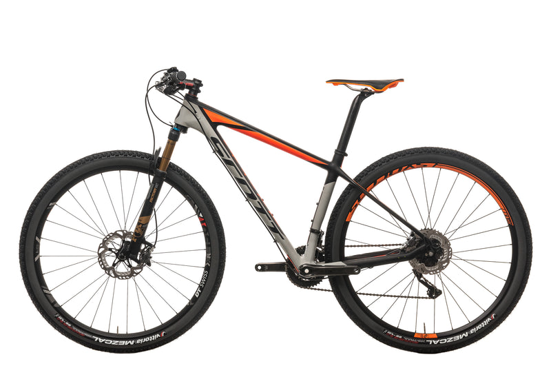 Scott Scale 900 Premium Mountain Bike - 2016, Medium non-drive side