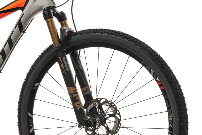 Scott Scale 900 Premium Mountain Bike - 2016, Medium front wheel