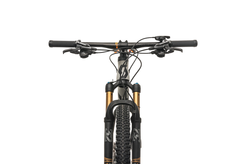 Scott Scale 900 Premium Mountain Bike - 2016, Medium cockpit