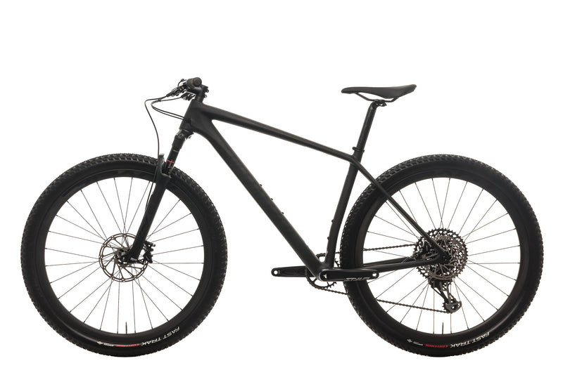 Specialized Epic Hardtail Expert Mountain Bike - 2020, Large non-drive side