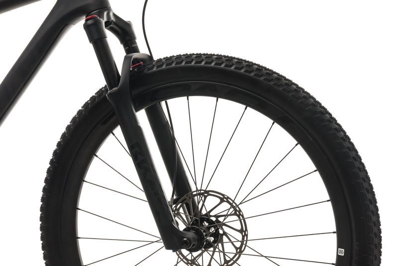 Specialized Epic Hardtail Expert Mountain Bike - 2020, Large front wheel